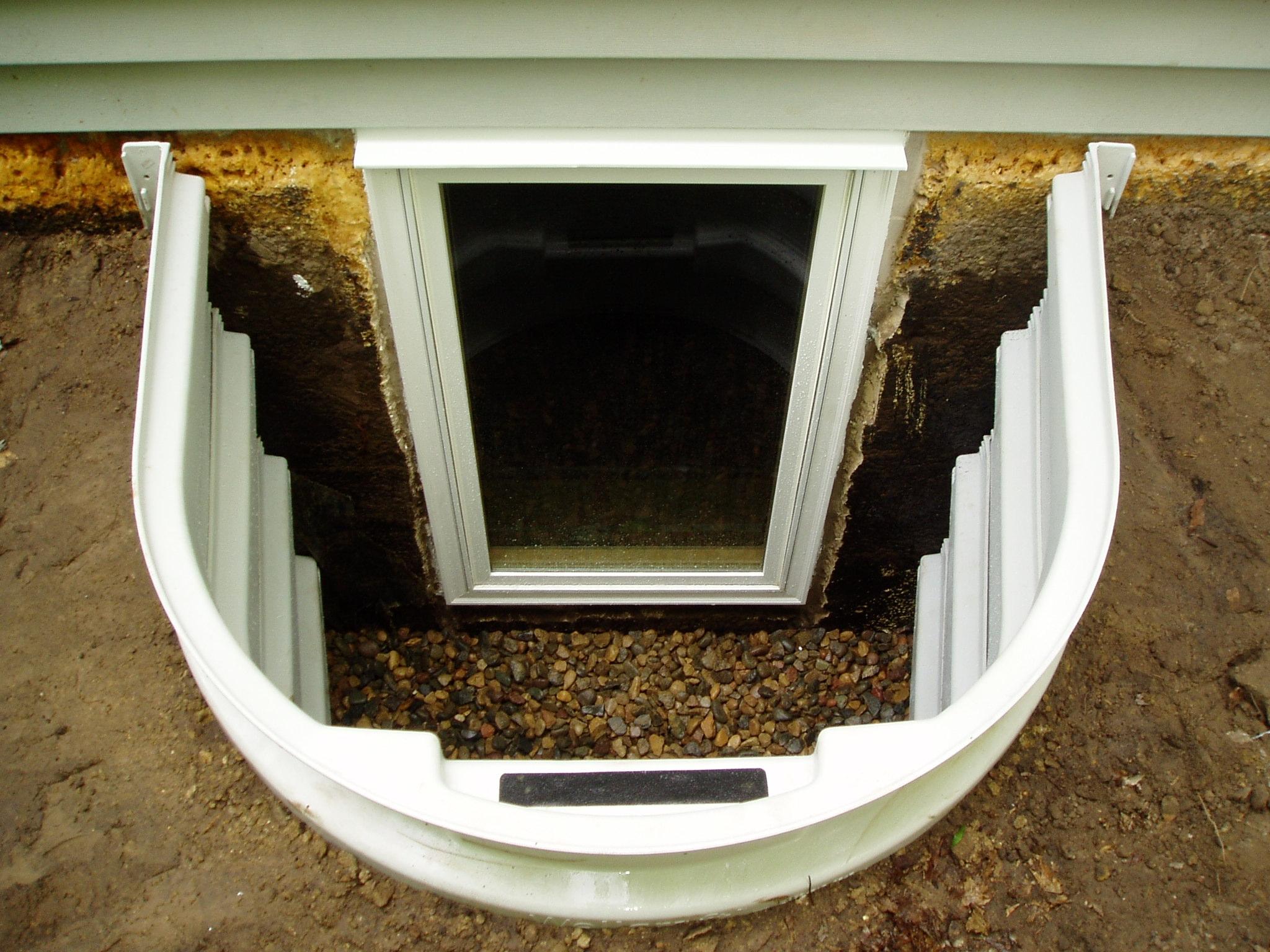 Basement Casement Egress Window