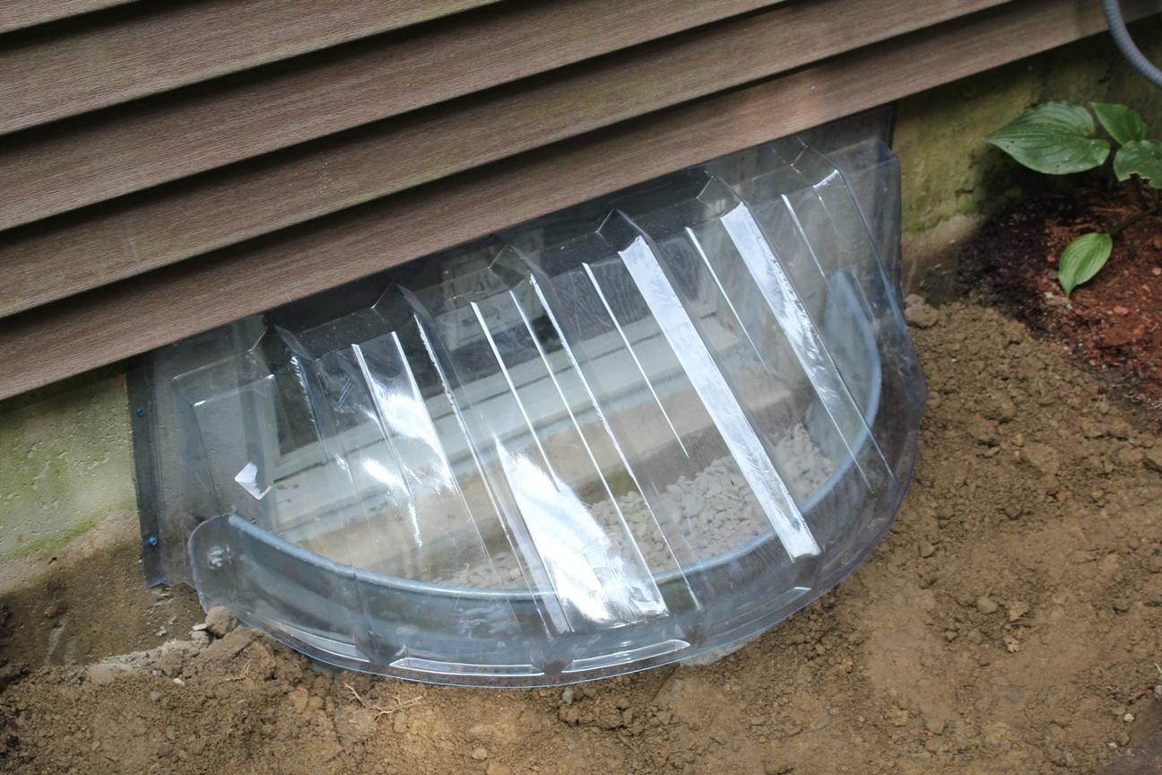Basement Casement Window Covers