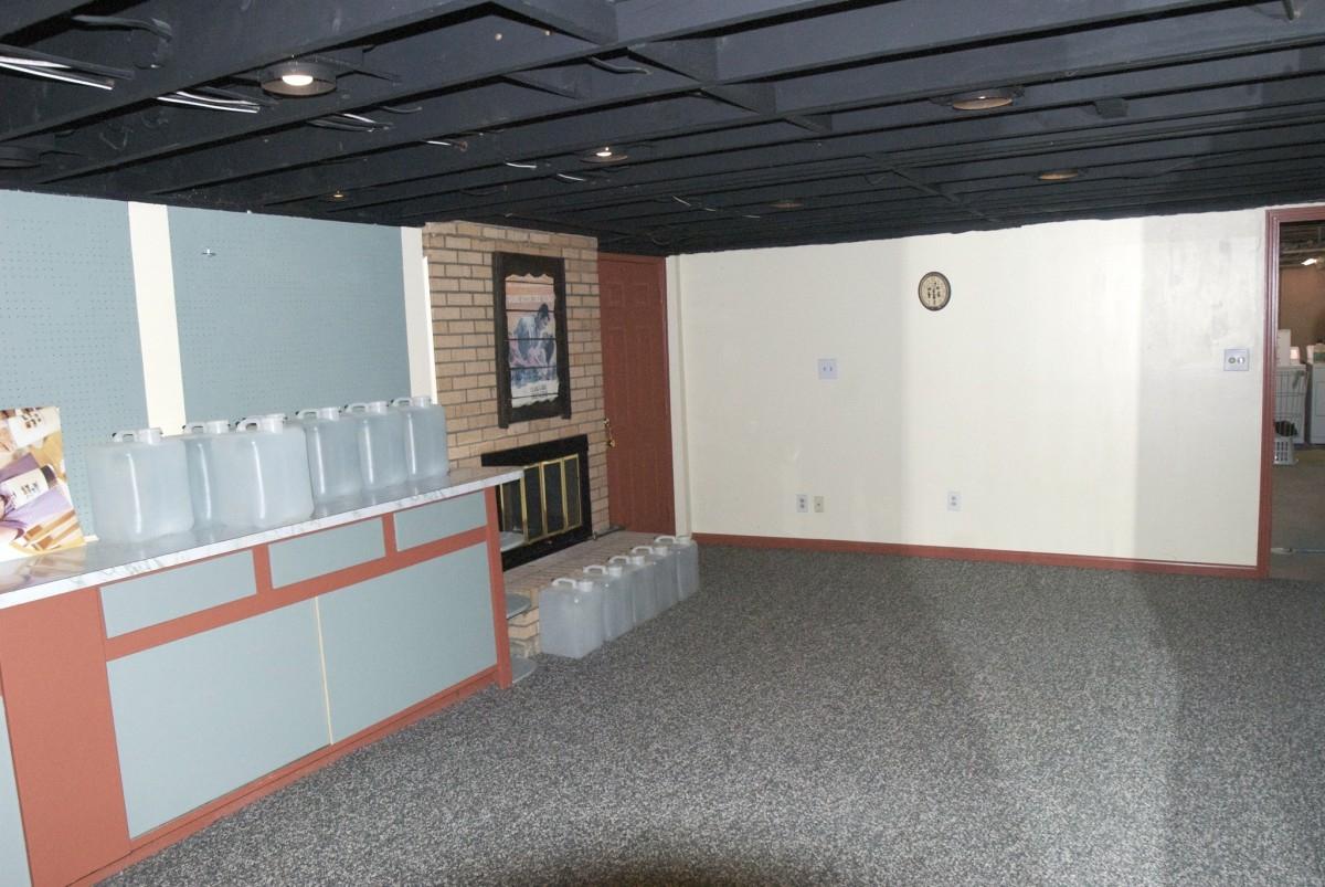 Basement Ceiling Insulation Options