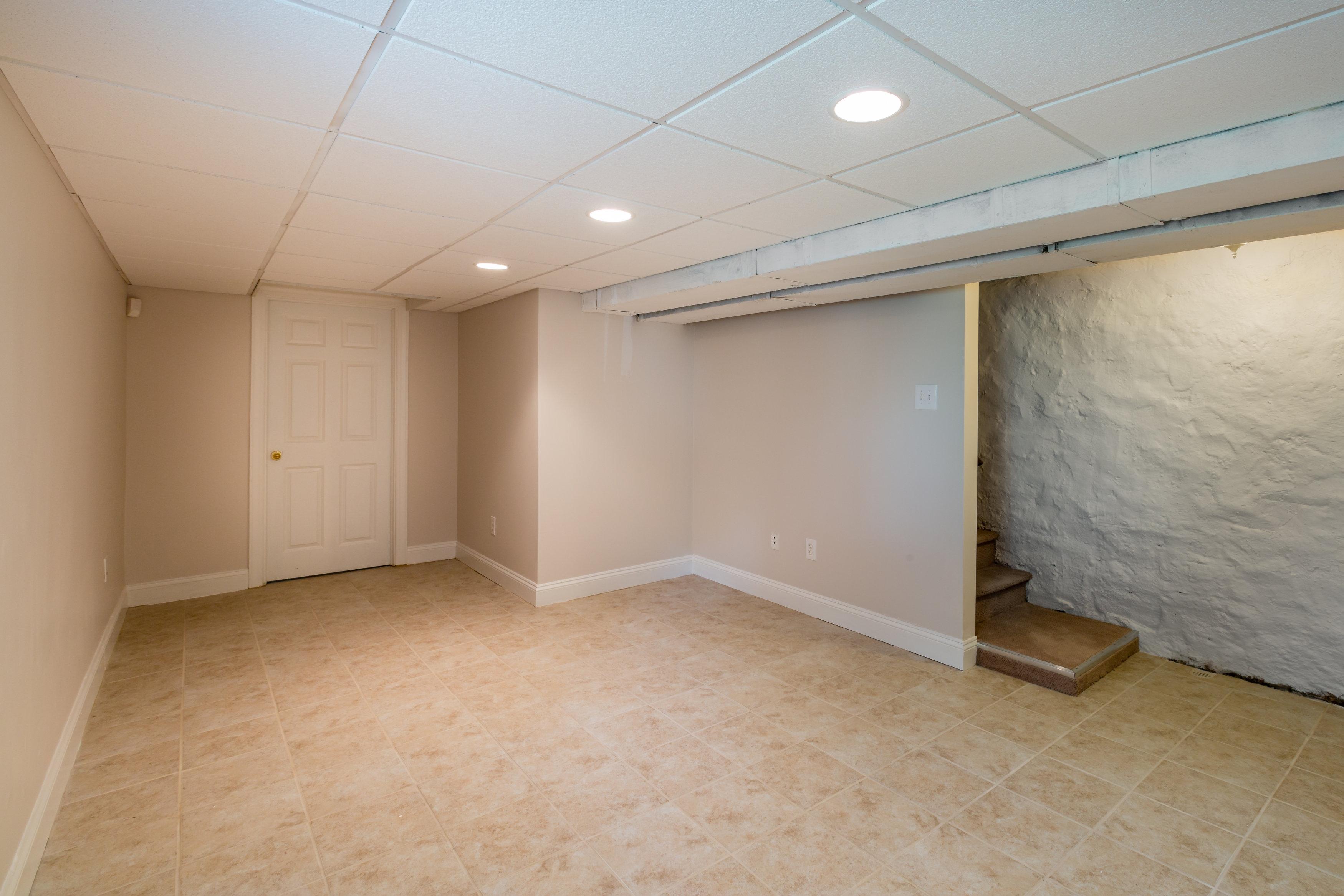 Basement Ceiling Tiles