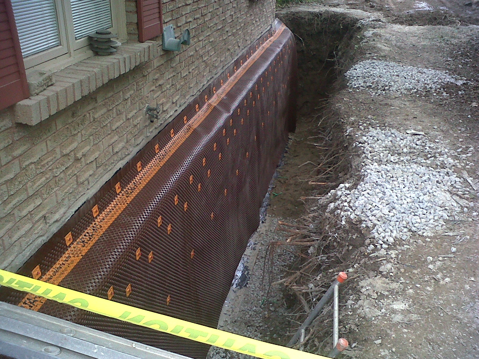 Basement Drainage Optionsbasement waterproofing membrane basement decoration ebp4