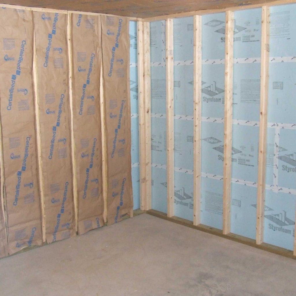 Basement Drywall Vapor Barrier • BASEMENT