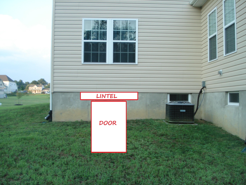 Basement Egress Door
