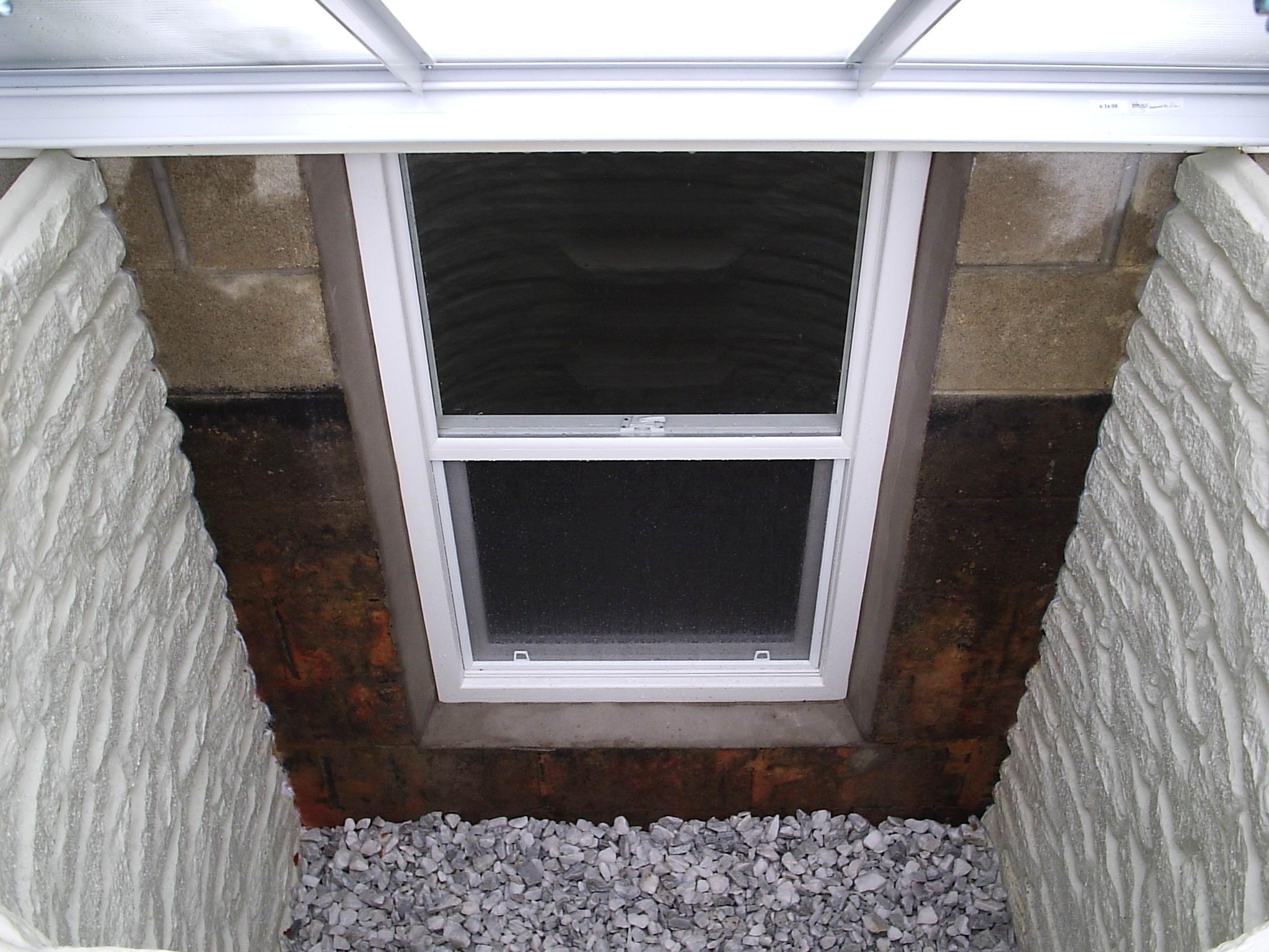 Basement Emergency Egress Window