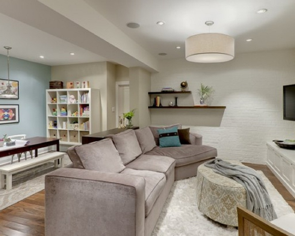 Basement Family Room Pictures