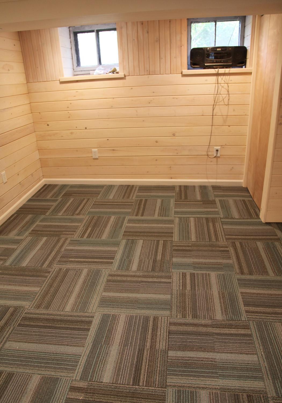 Basement Floor Sealer Before Carpet