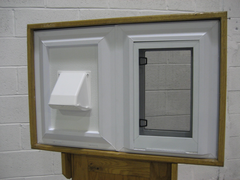 Basement Hopper Windows New Construction