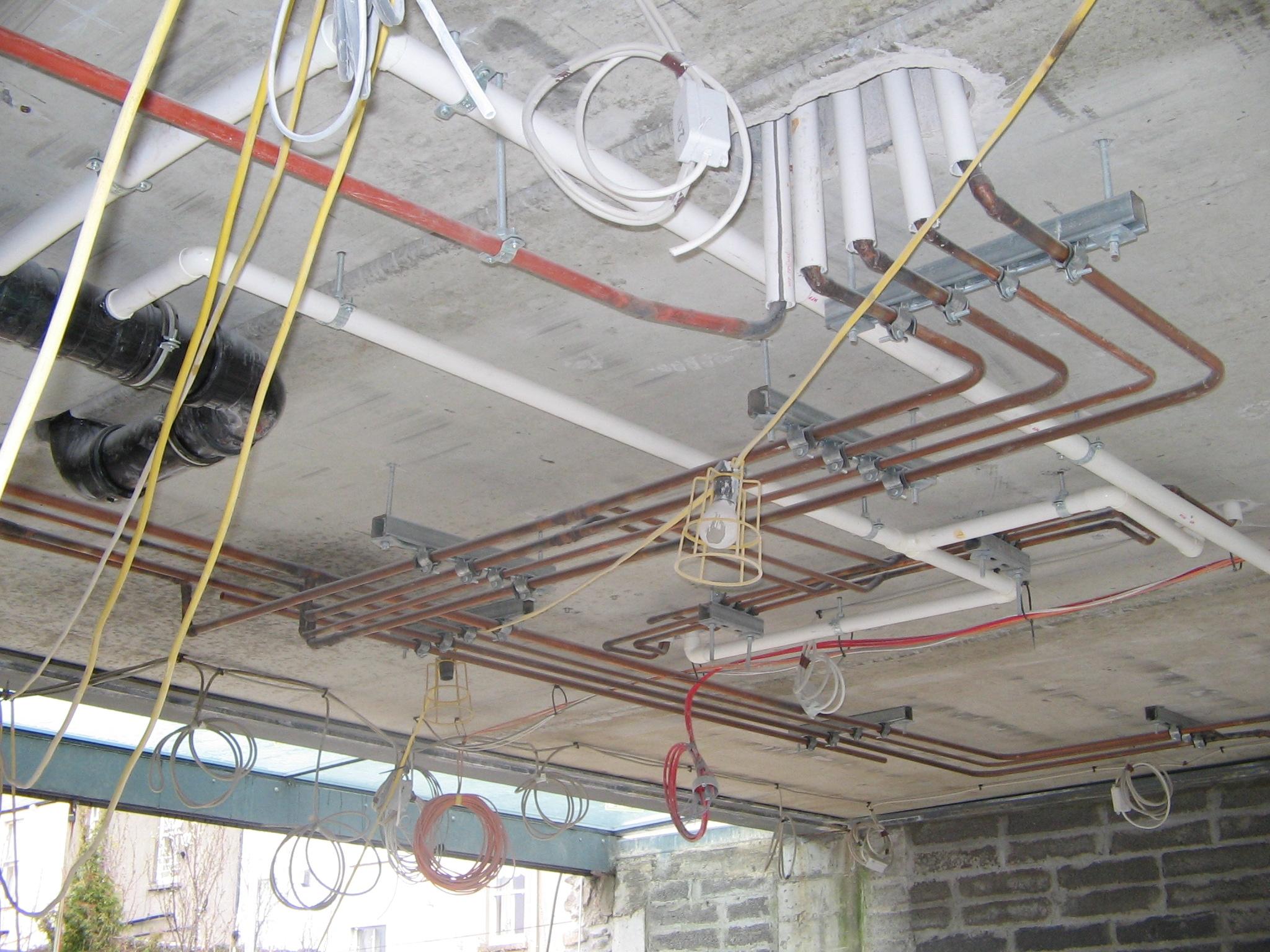 Basement Plumbing Systems