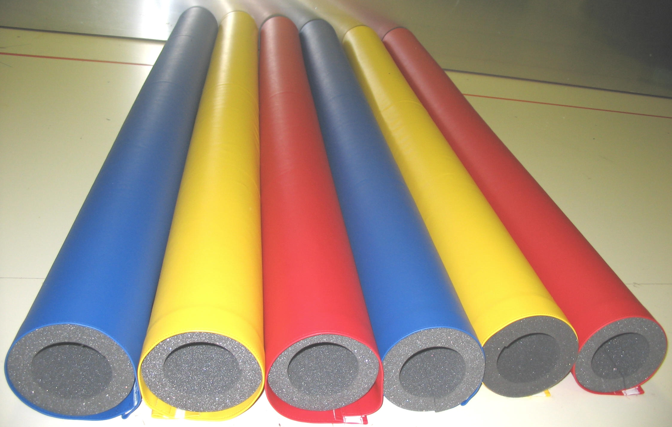 Basement Pole Padded Covers