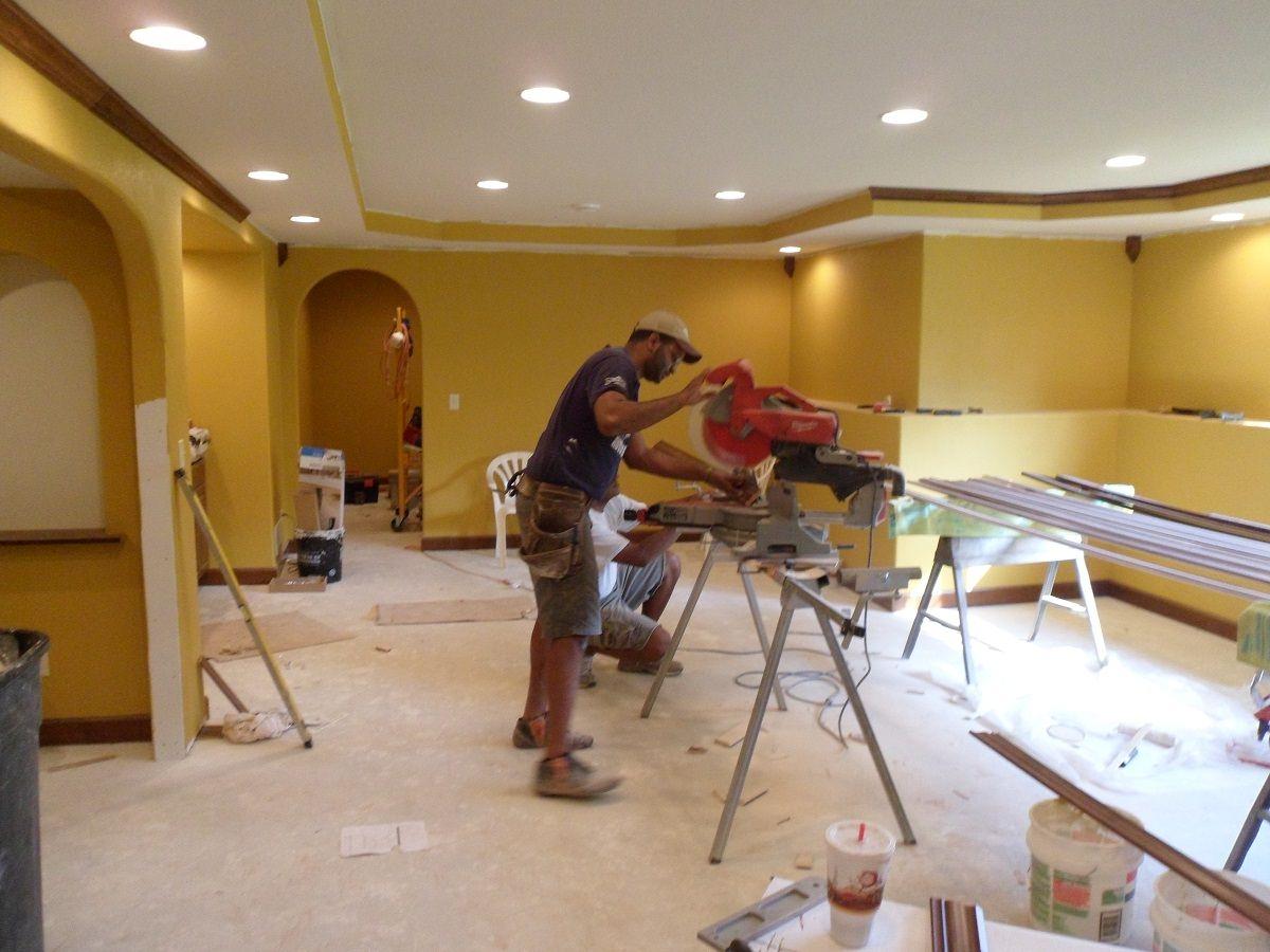 Basement Remodeling Contractors