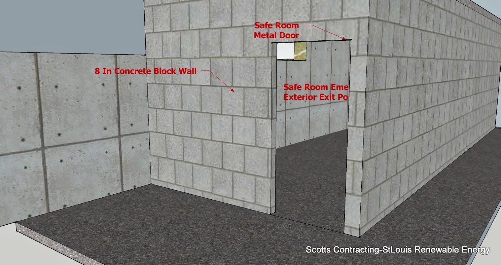 Basement Safe Room Construction Basement Safe Room Construction 55 safe room plans safe room design st louis renewable energy 1600 X 847