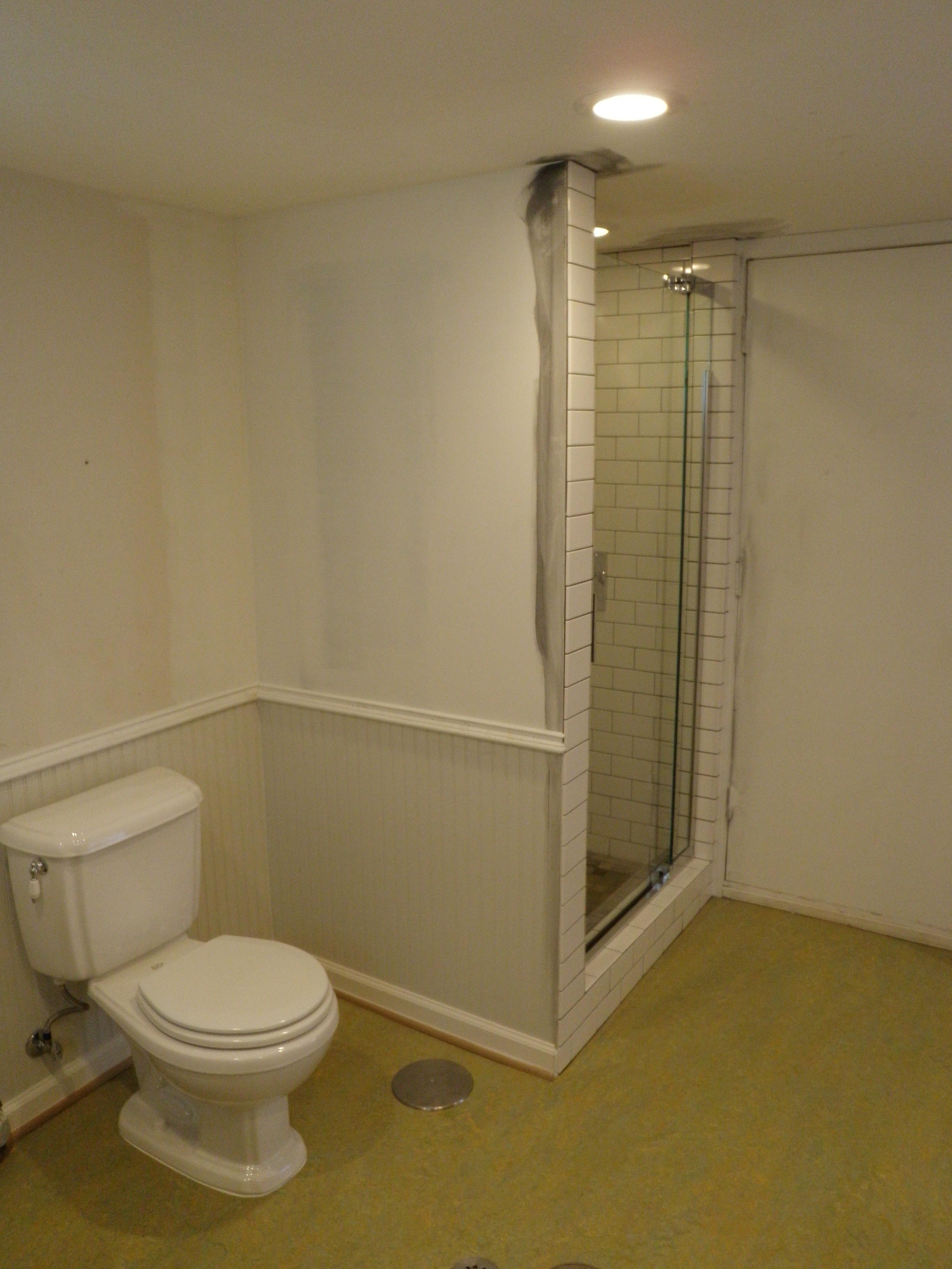 Basement Shower Stall Ideas