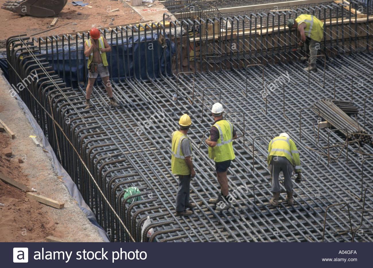Basement Slab Reinforcement