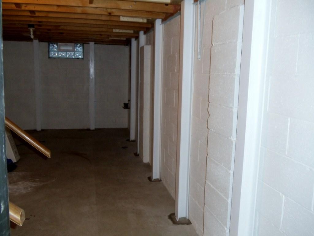 Basement Wall Reinforcement Beams