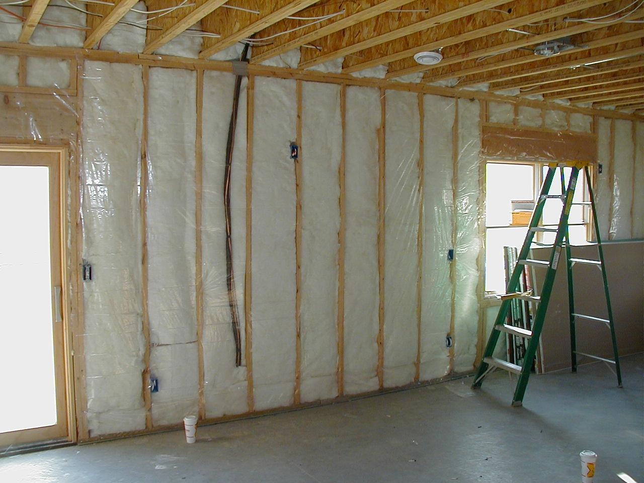 Basement Wall Vapor Barrier Materials