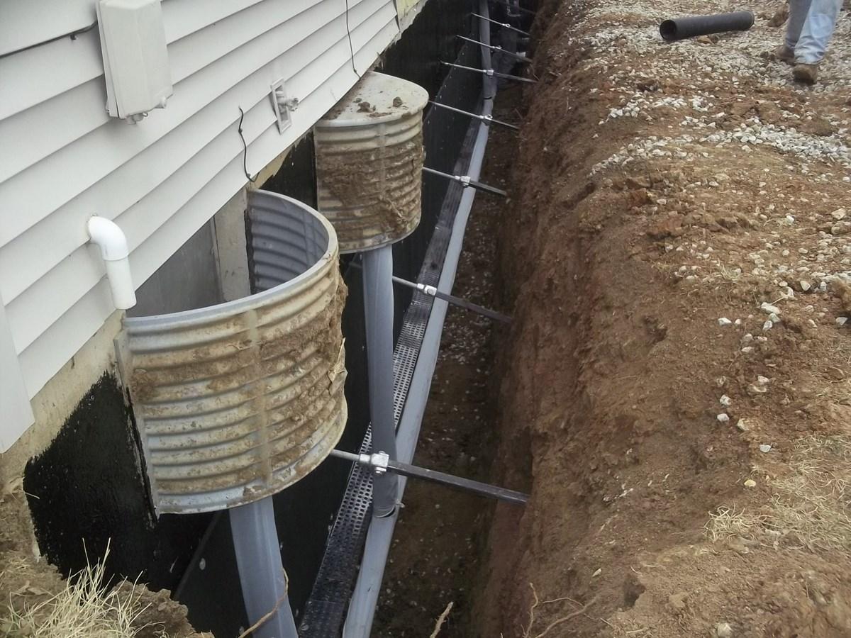 Basement Waterproofing Detroit Area