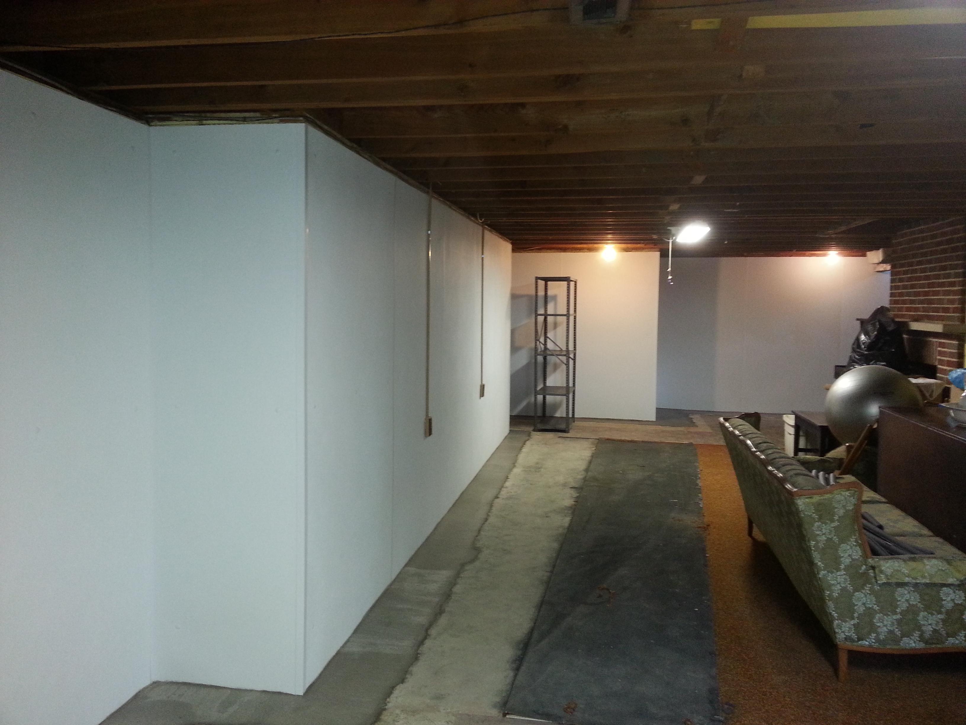 Basement Waterproofing Inside Or Outside