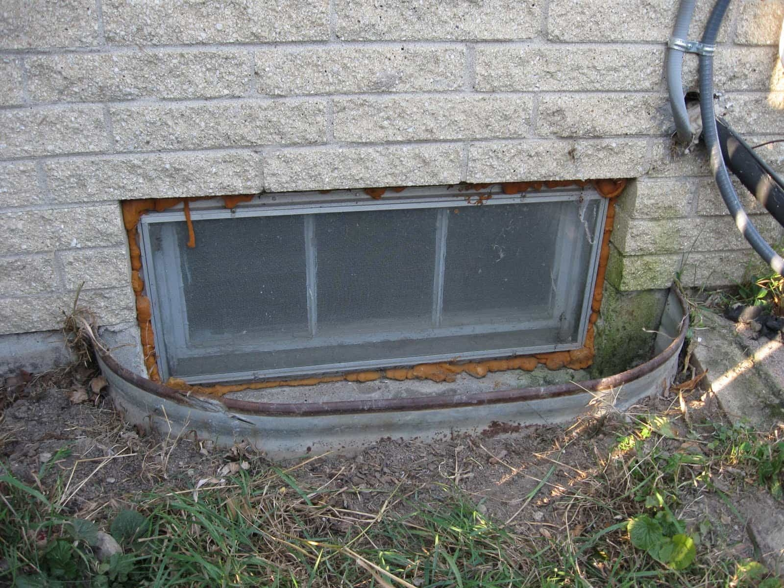 Basement Window Covers Prevent Water Damage