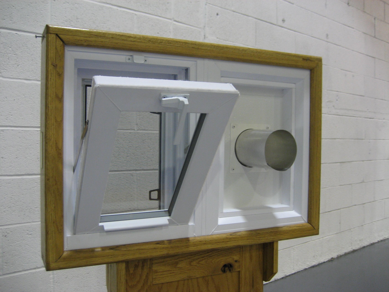 Basement Window Vents