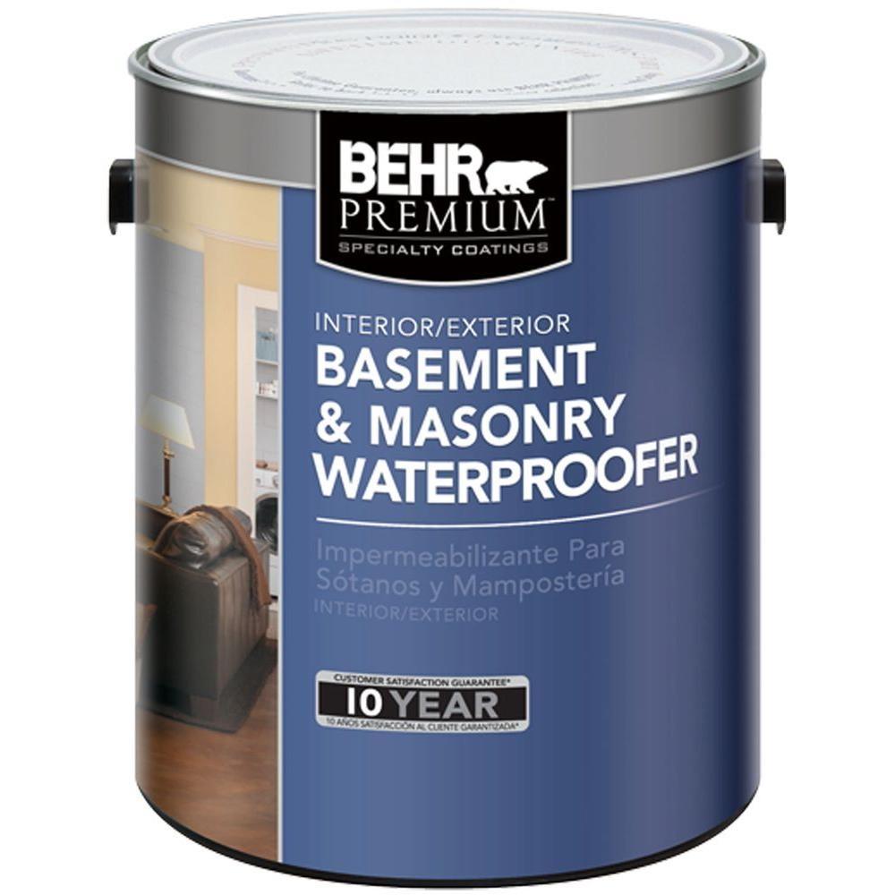 Behr Basement Waterproofer