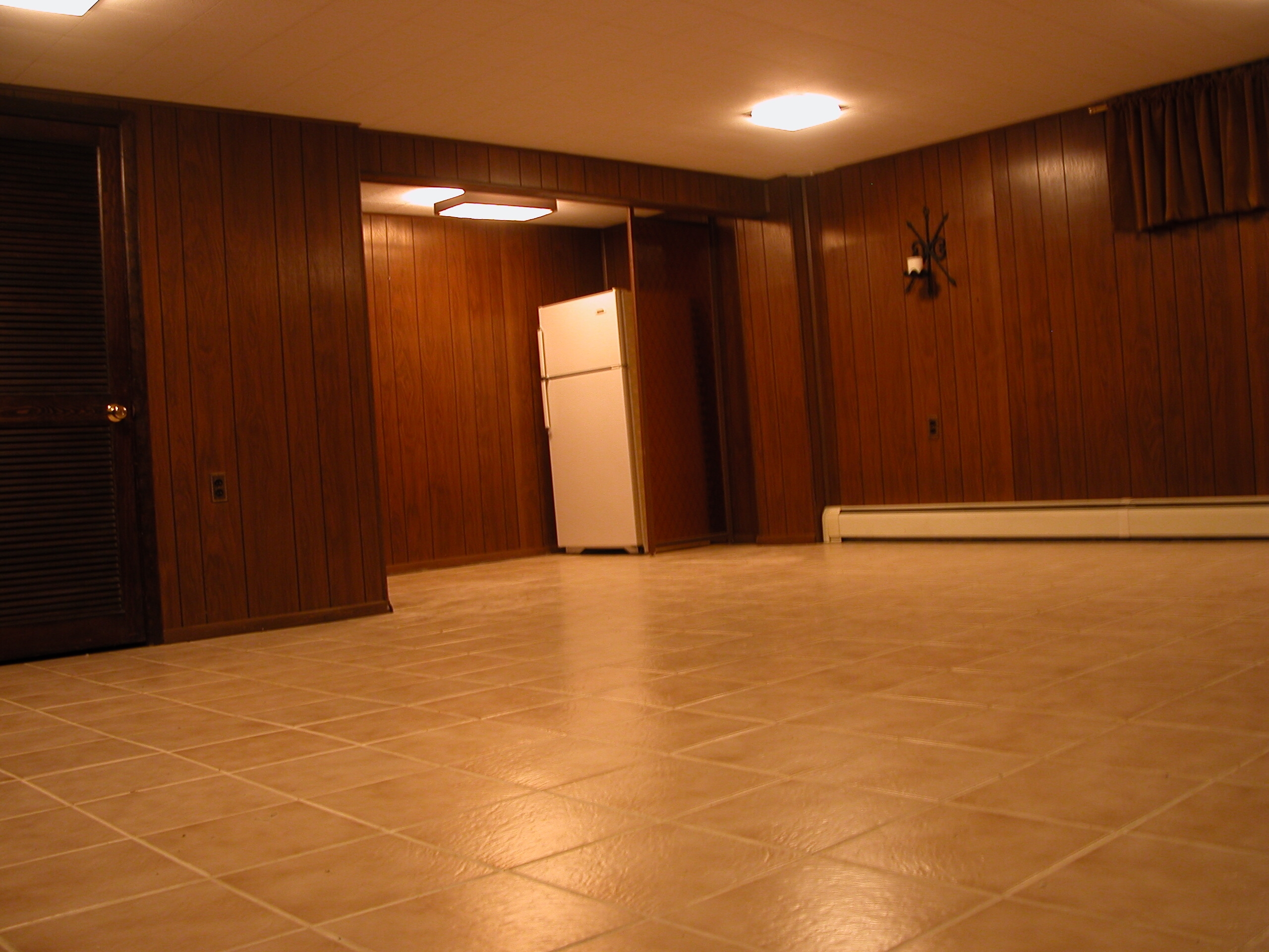 Best Basement Floor Tilesfinished basement floor stained concrete in my finished