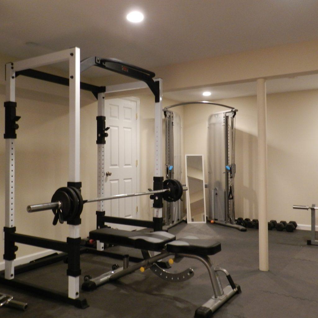 Best Basement Gym Flooring • BASEMENT
