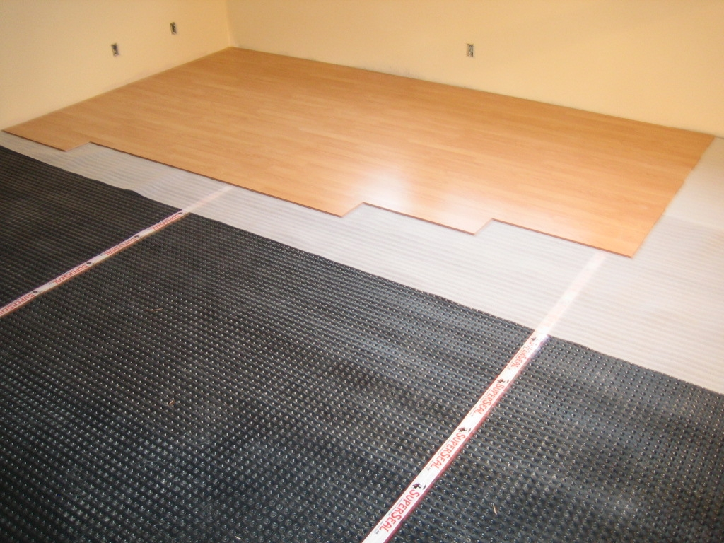 Best Basement Subfloor For Laminate