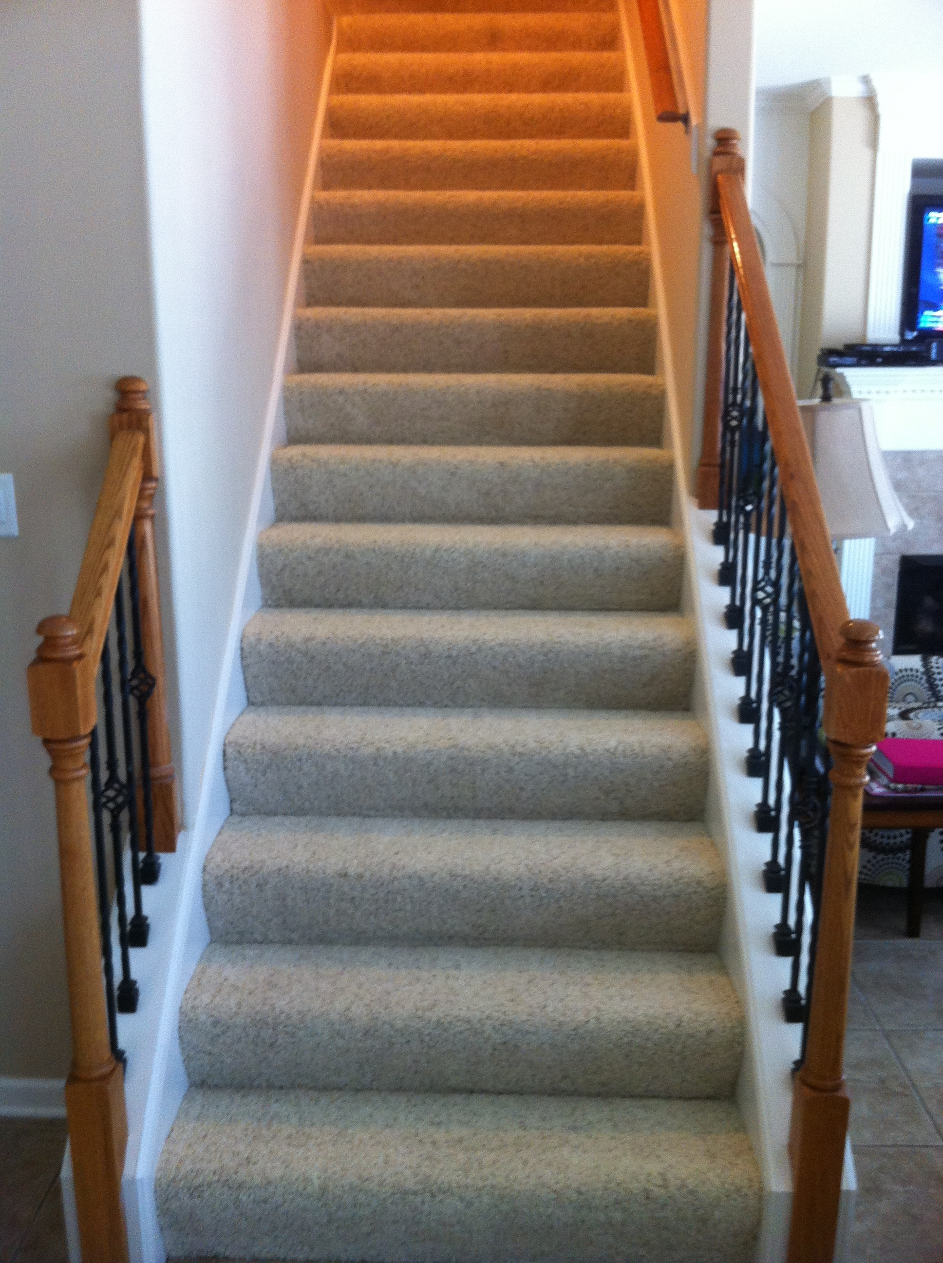 Best Carpeting For Basement Stairs