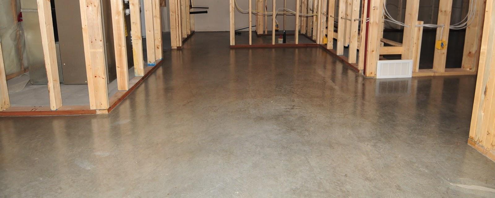 Best Cement For Basement Floors