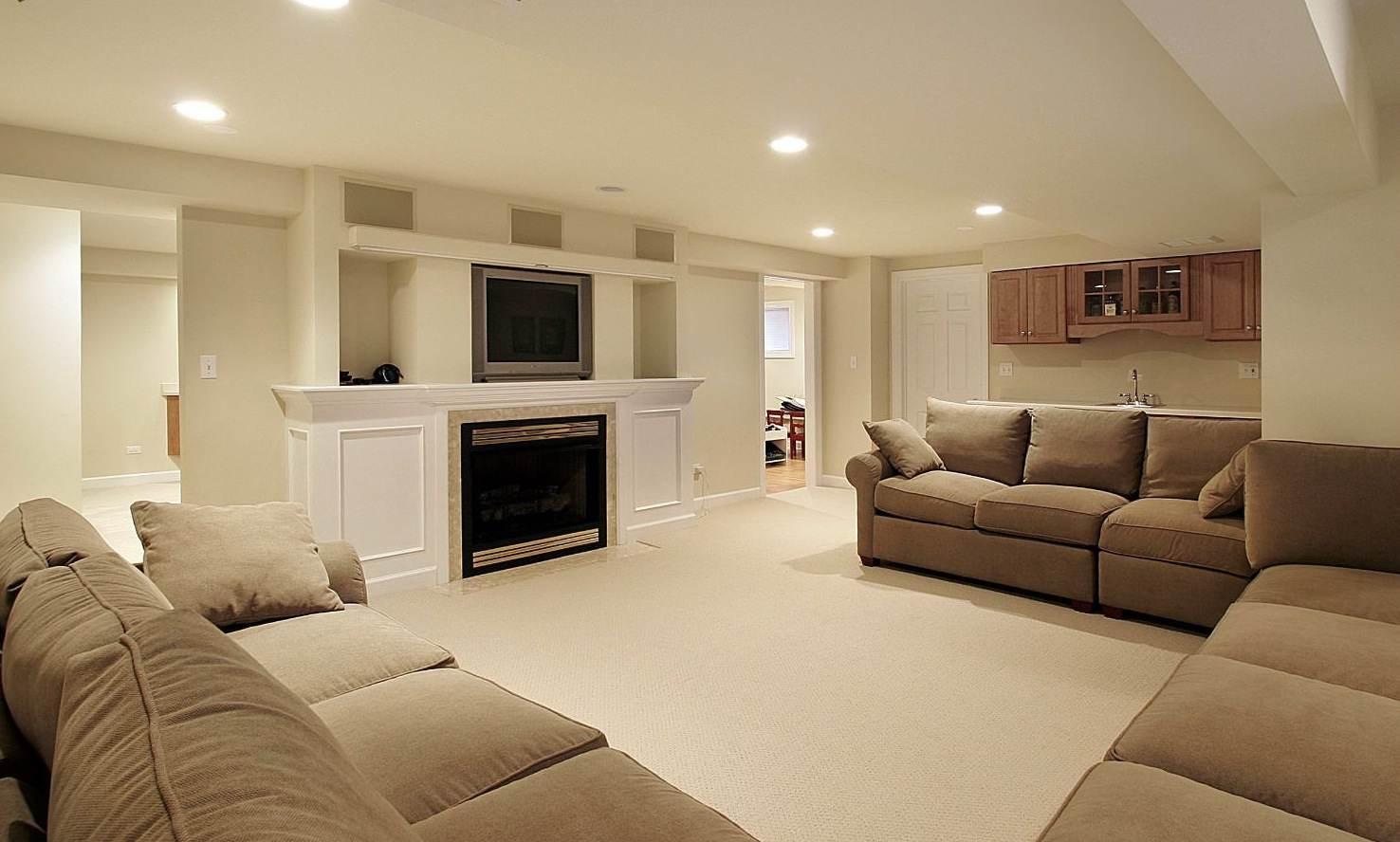 Best Color For Basement Walls