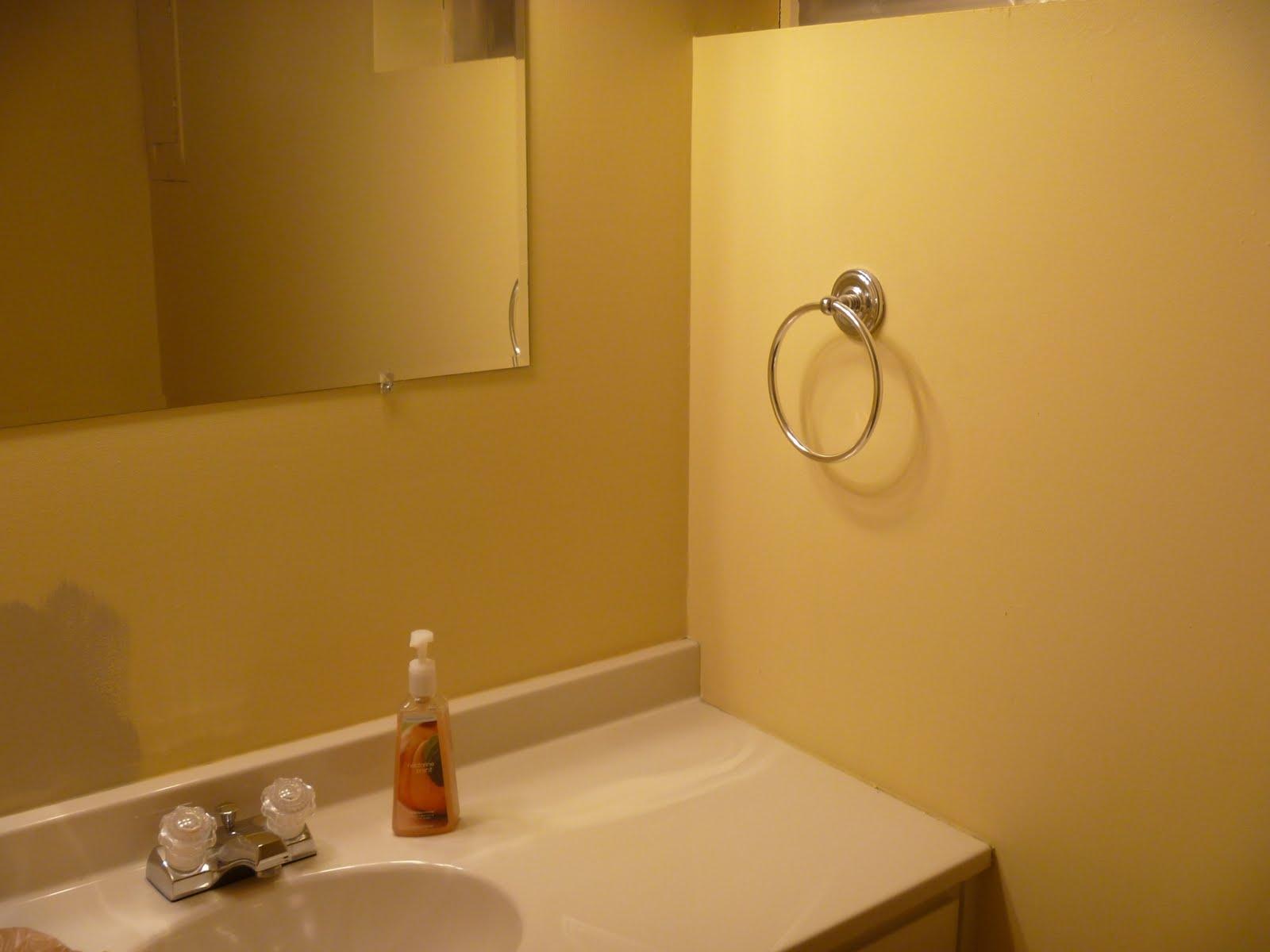 Best Colors For A Basement Bathroom
