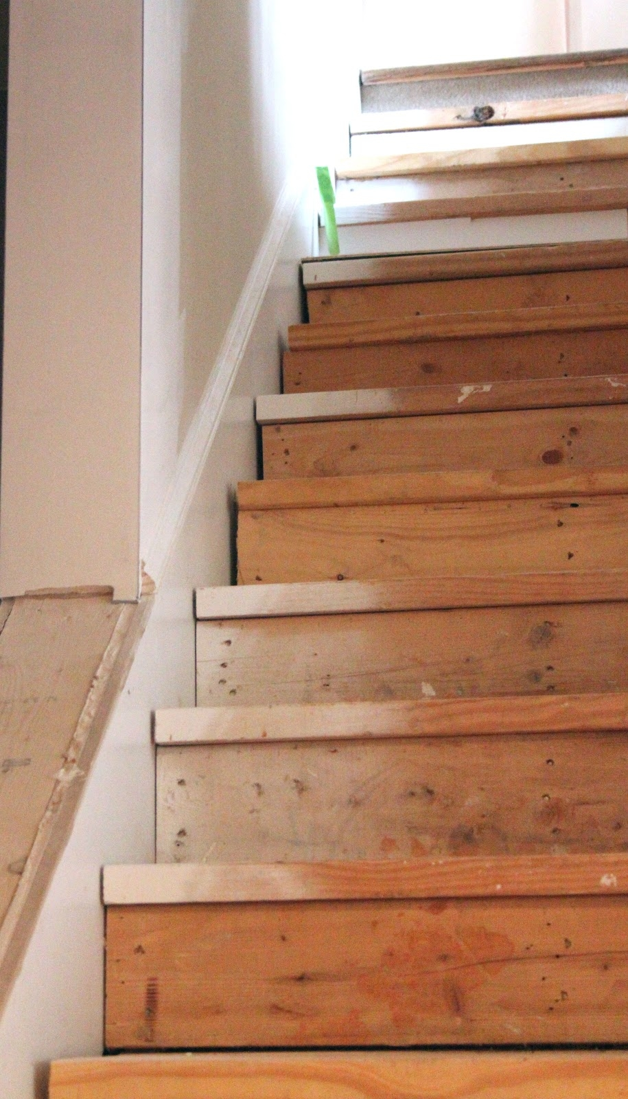 Best Covering For Basement Stairs