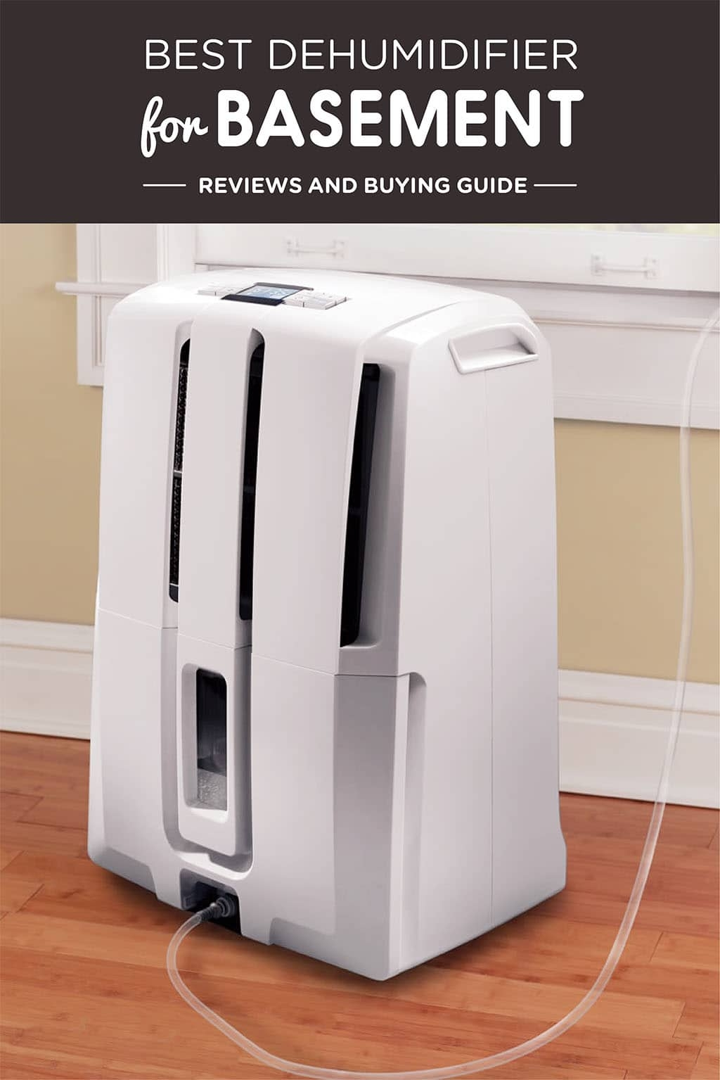 Best Dehumidifier For Large Basement