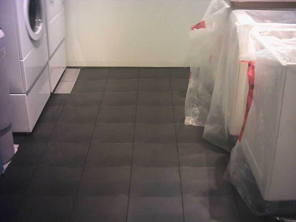 Best Flooring For Basement Laundry Room