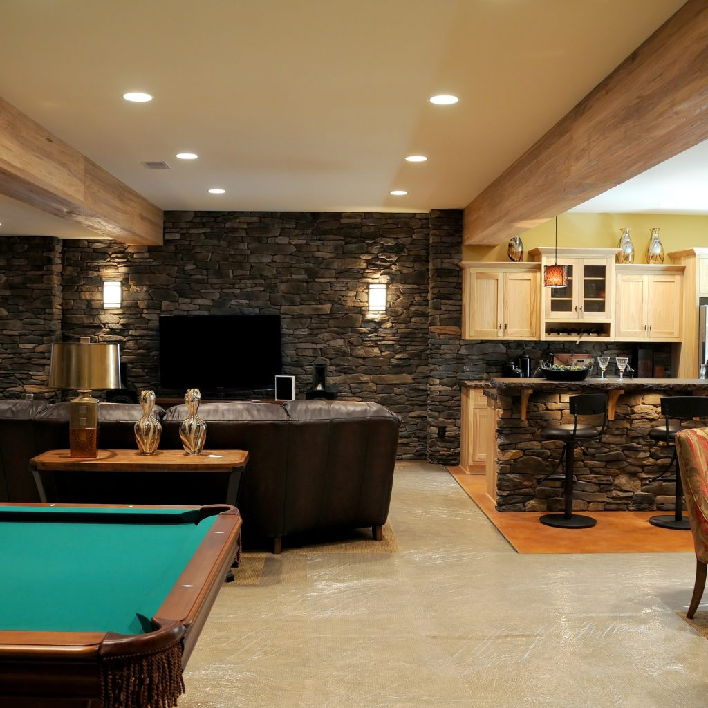 Best Flooring Option For Walkout Basement • BASEMENT