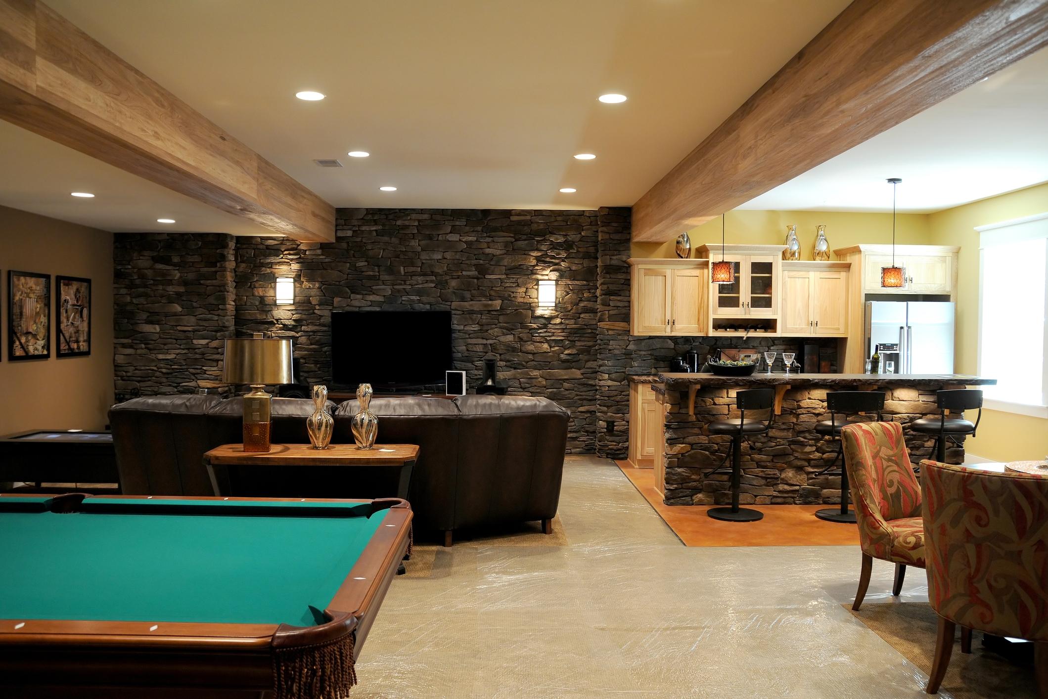 Best Flooring Option For Walkout Basement