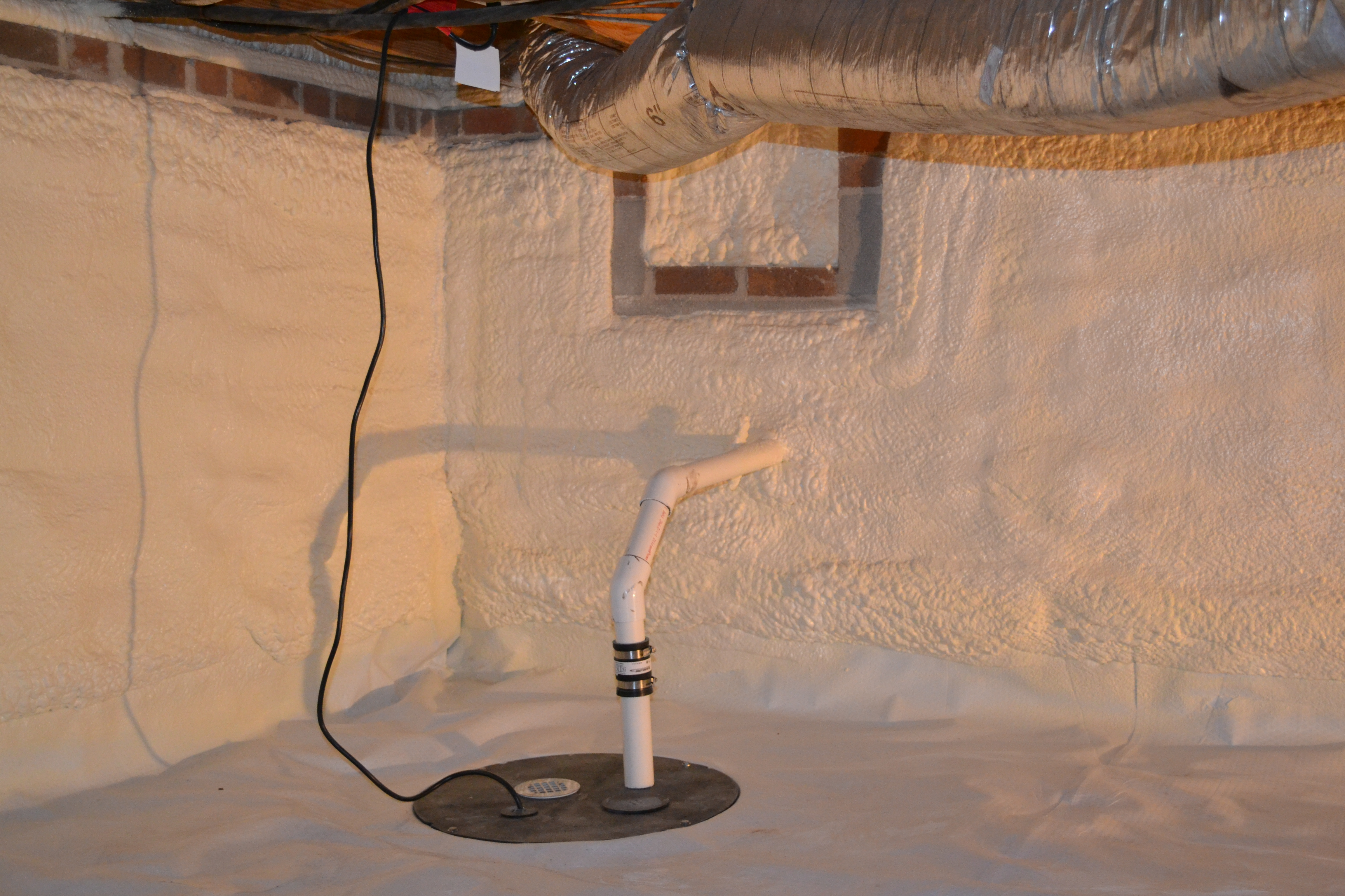 Best Insulation For Basement Crawl Space