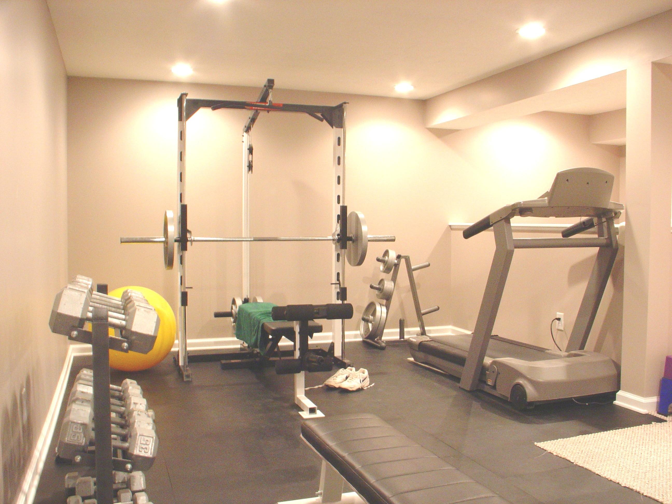 Best Lighting For Basement Gym