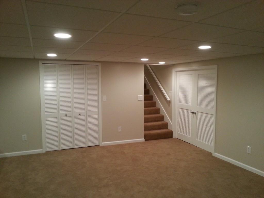 Best Lights For Drop Ceiling Basement