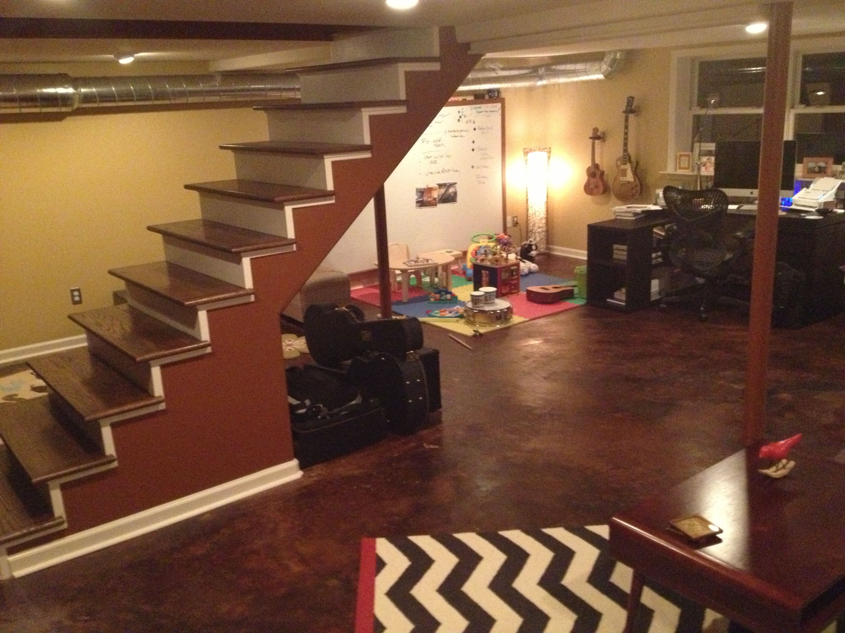 Best Method To Finish A Basement