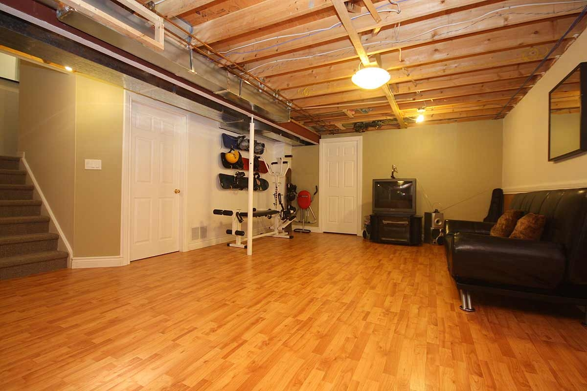 Best Type Of Flooring For Finished Basements