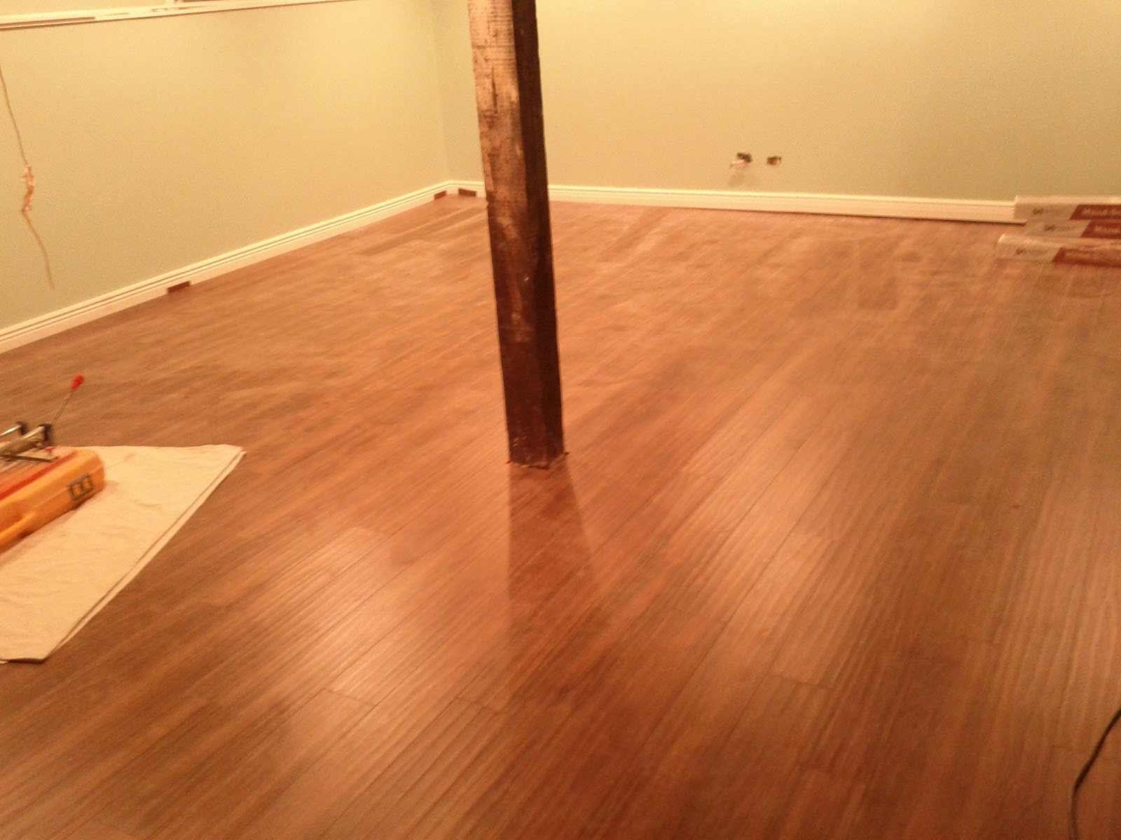 Best Wood Floors For Basements