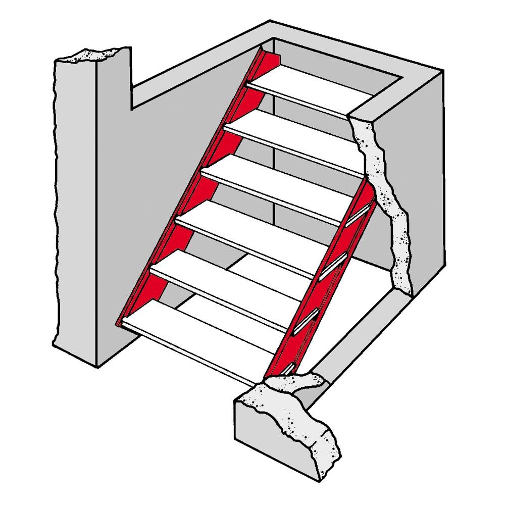 Bilco Basement Door Stair Stringers