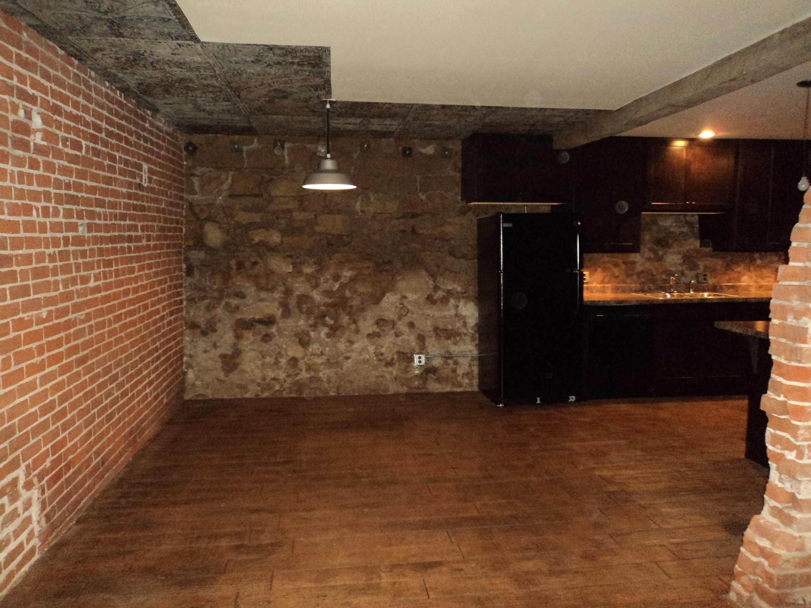 Brick Paneling For Basement Walls