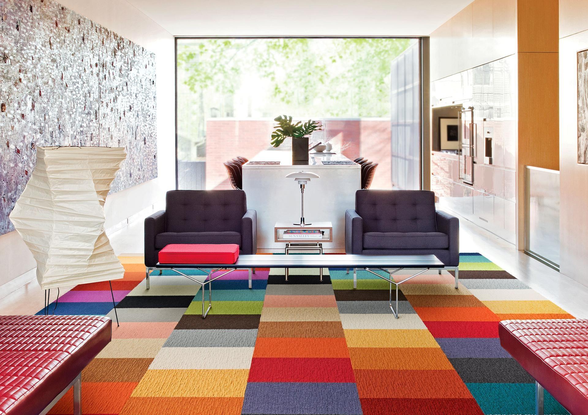 Carpet Tiles For Basement Playroom
