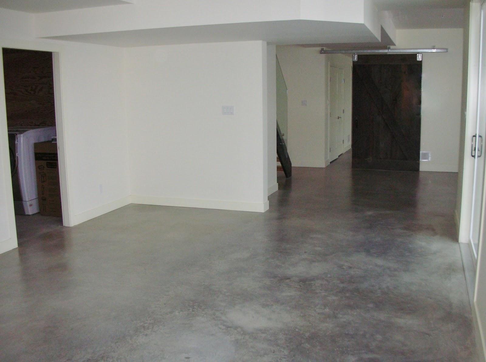 Carpeting A Cement Basement Floor