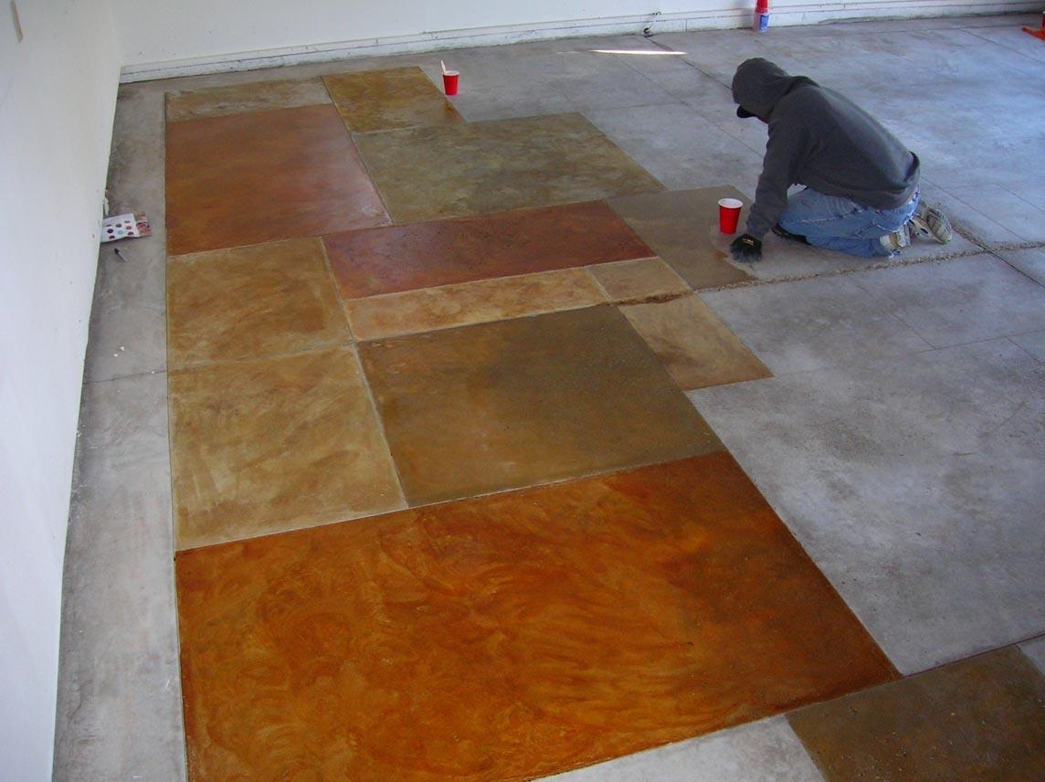 Concrete Basement Floor Crack Sealer