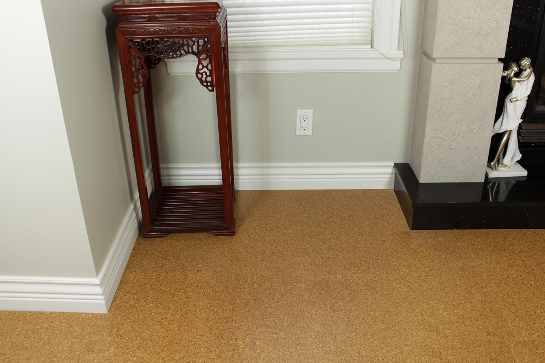 Cork Floating Floor For Basement