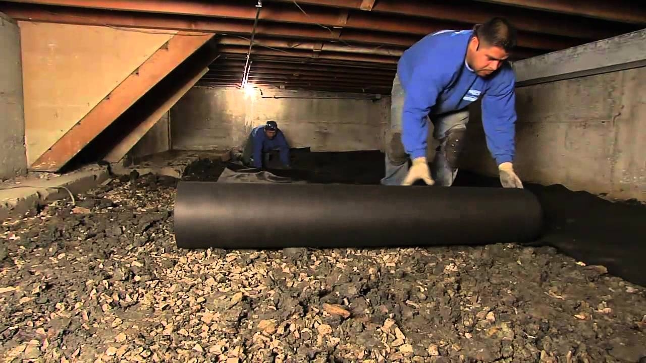 Crawl Space To Basement Nj
