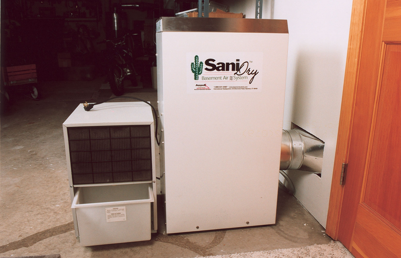 Dehumidifier For Basement Smell